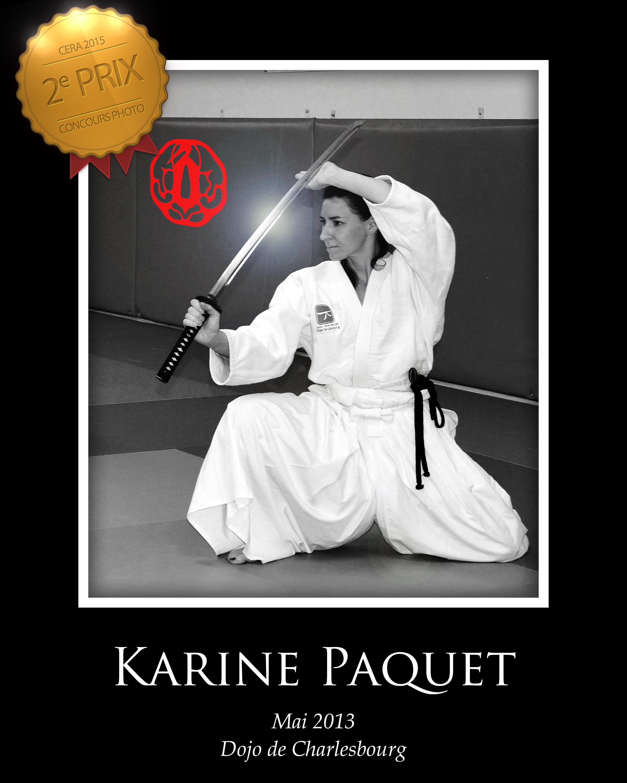 karine 2e prix concours CERA